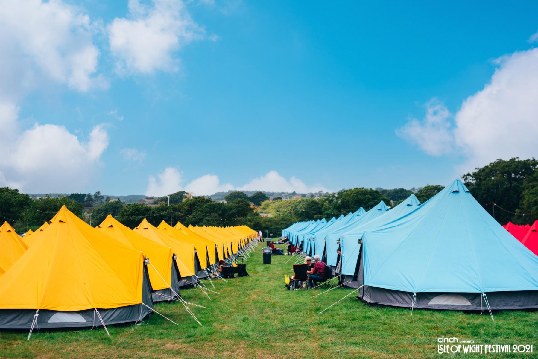 Cinch Presents Isle of Wight Festival 2021